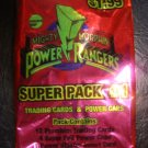 Mighty Morphin Power Rangers Superpack #1 Sealed