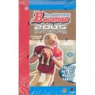 2005 Bowman Football Sealed Hobby Box