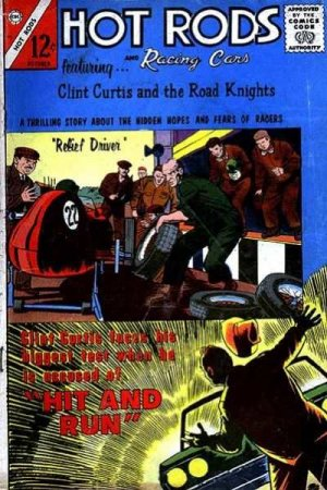 Hot Rods and Racing Cars-Issue #76 (1951) $550 at Mint!