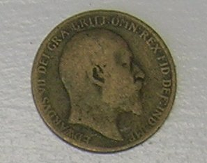 1910 Penny - England