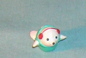 1993 Hallmark Merry Miniature White Seal