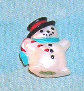 1994 Hallmark Merry Miniature Snowman