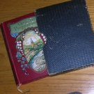 Antique Date Book / Book of Days 1910s