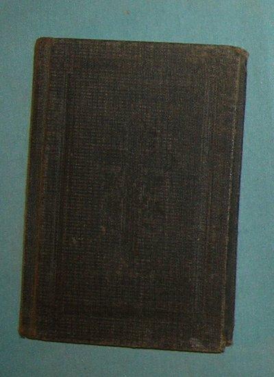 Antique 1906 German Language Holy Book