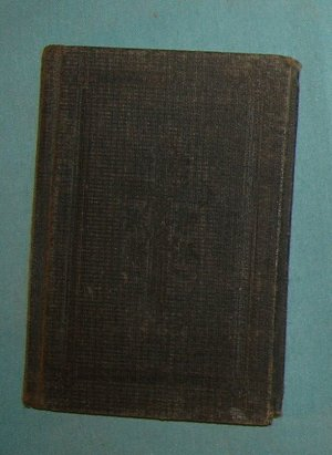 Antique 1906 German Language Holy Book
