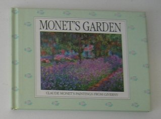 Monet's Garden - Gift Book