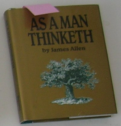 As a Man Thinketh - Gift Book
