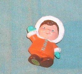 1993 Hallmark Merry Miniature Eskimo