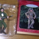 1999 GI Joe Action Soldier Hallmark Ornament