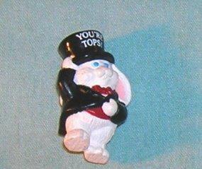 1990 Hallmark Merry Miniature Bunny in Tux