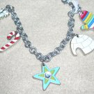 Winter Fun Charm Bracelet