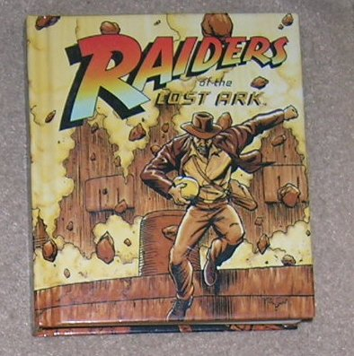 Raiders of the Lost Ark -  Chronicle Books