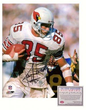 Autographed Jay Novacek Photograph - Arizona Cardinals 8x10 Close Up