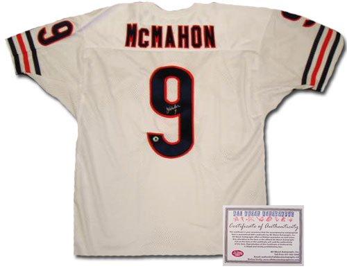 Jim McMahon Autographed Jersey - Authentic