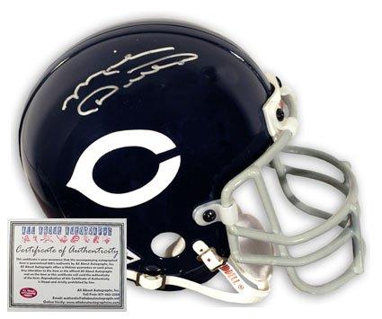 Mike Ditka Autographed Helmet - Full Siz Throwback Proline