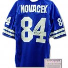 Jay Novacek Signed Jersey - Authentic