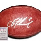 Autographed Troy Aikman Football