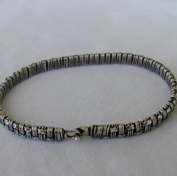 Handmade Hiburim bracelet