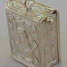 Mini silver box