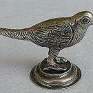 Tsif-tsif silver bird miniature