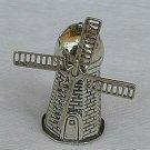Windmill silver miniature