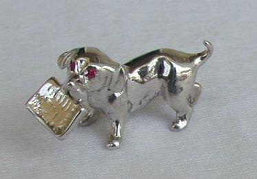 The Doggy miniature