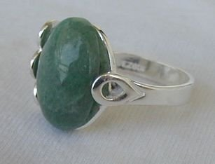 Light green ring