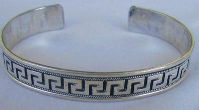 Greek bangle