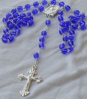 Blue ocean Rosary