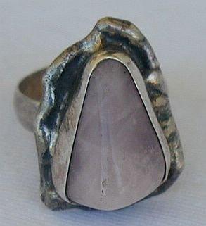 Amethyst ring- SR11