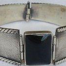 Oynx bracelet-D