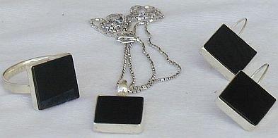 Oynx square set