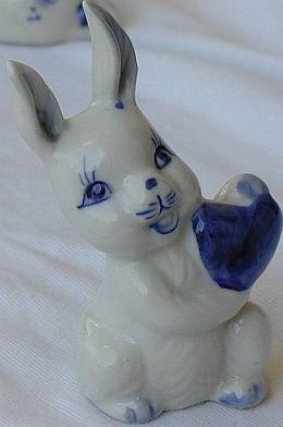A rabbit in love