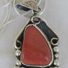 Blood stone pendant-P74