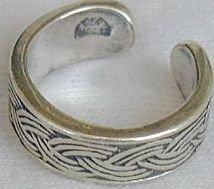 Toe ring-BF