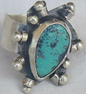 Eilat handmade ring-HMS