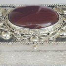 Red box silver miniature