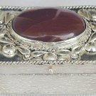 Red box silver miniature