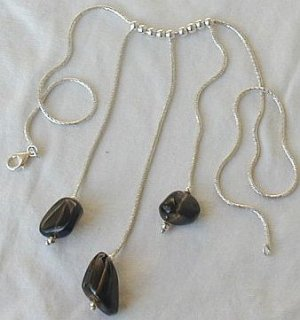 T-Brown necklace