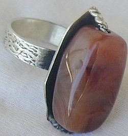 Handmade colored ring-SR100