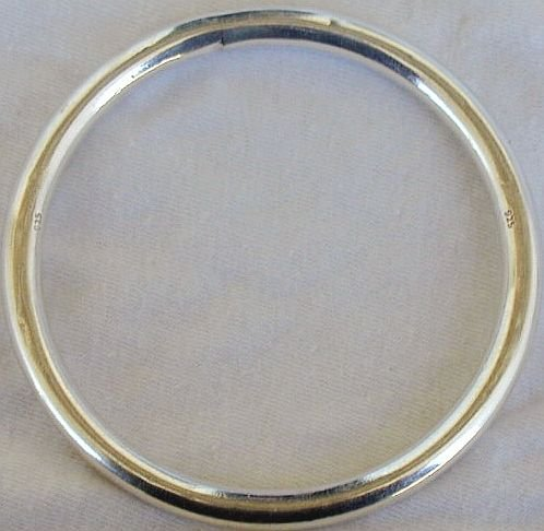 Silver bracelet-LHC