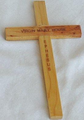 Wood Cross from Ephesus