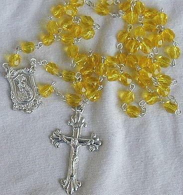 A Lemon Rosary