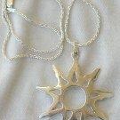 open sun pendant
