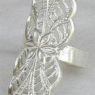Silver magic ring
