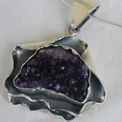 Ome Amethyst-C- necklace