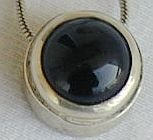 Black magic-necklace