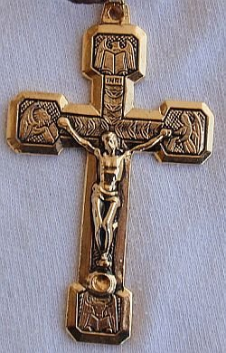 An artistic Cross-from the Holy Land