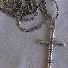 C11 + silver cross