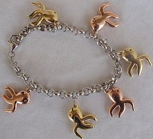 Octopus fashion bracelet